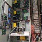 Сборка шкафов ОПС на объекте